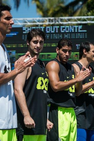 #3 Rio (Brazil) Tigre (Argentina) Caracas (Venezuela) Paysandu (Uruguay) 2013 FIBA 3x3 World Tour Rio de Janeiro