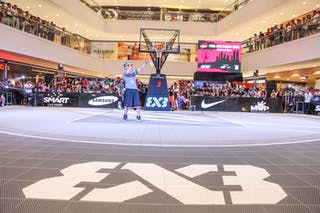 Mc, 2014. World Tour Manila, 3x3game, 20. July.