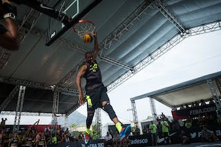 Carlos SILVA JR (Brazil)- Team Rio- Dunk Contest