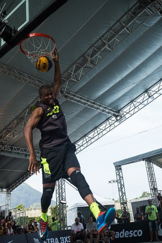 Carlos SILVA JR (Brazil)- Team Rio- Dunk Contest
