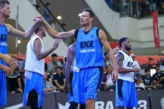 Doha v Ljubljana, 2015 WT Manila, Last 8, 2 August 2015
