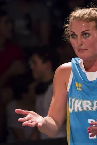 23 Ganna Rulyova (UKR)