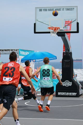 The 1st OPAP Limassol 3x3 Challenger 2018 took place on the 16th & 17th of June 2018, at Molos Park.