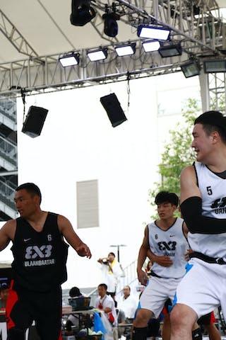 5 Min Seob Kim (KOR) - Qualifying Draw A3 Ulaanbaatar vs Gangnam