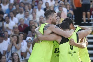 Novi Sad Al Wahda v Ljubljana, 2016 WT Prague, Semi final, 7 August 2016