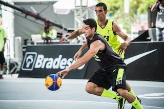 Rodrigo Soaers (Braazil) - Team Anchieta