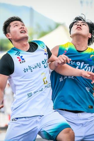 4 Jun Sung Kim (KOR) - 2 Jeong Cheol Han (KOR)