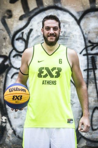 6 Petros Melissaratos (GRE)