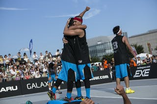 Winners @ the Tokyo Masters 20-21 July 2013