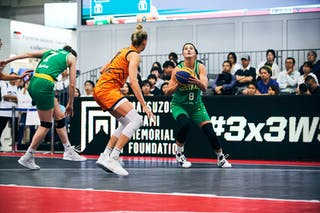 8 Alice Kunek (AUS) - Game5_Final_Netherlands vs Australia