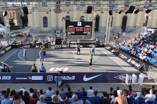 Kranj v Berlin, 2016 WT Debrecen, Pool, 7 September 2016