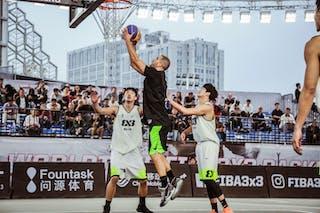 7 Lu Yi Sang (CHN) - 5 Dejan Majstorovic (SRB)
