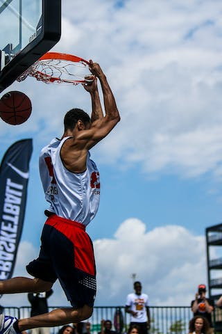 FIBA 3x3 World Tour, New York,  August 18-19