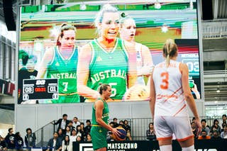 5 Maddie Garrick (AUS) - Game3_Pool B_Netherlands vs Australia