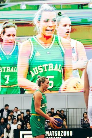 5 Maddie Garrick (AUS) - Game3_Pool B_Netherlands vs Australia