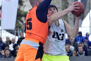 #6 Neuquen (Argentina) Novi Sad (Serbia) 2013 FIBA 3x3 World Tour final in Istanbul