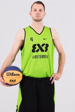 4 Sjoerd Van Vilsteren (NED)
