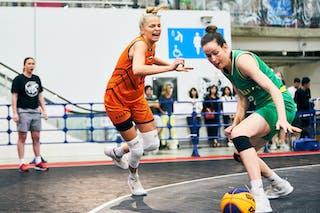 7 Keely Froling (AUS) - 3 Loyce Bettonvil (NED) - Game5_Final_Netherlands vs Australia