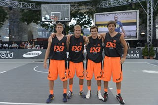 Lecco (Italy) 2013 FIBA 3x3 World Tour Masters in Lausanne