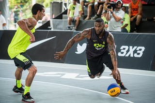 Luiz Carlos Alves Lima (Brazil) - Team Anchieta (BRA)