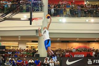 Omar El Ayoubi-Team Beirut-Smart Dunk Qualifier