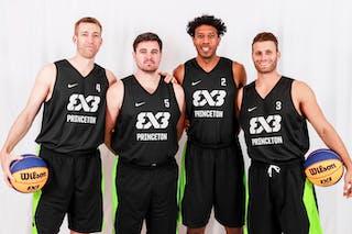 5 Craig Moore (USA) - 4 Robbie Hummel (USA) - 3 Dan Mavraides (USA) - 2 Kareem Maddox (USA)