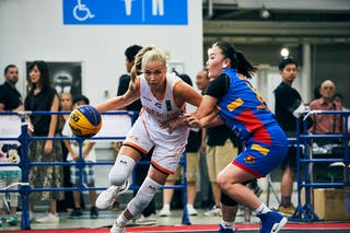 3 Loyce Bettonvil (NED) - Game1_Mongolia vs Netherlands