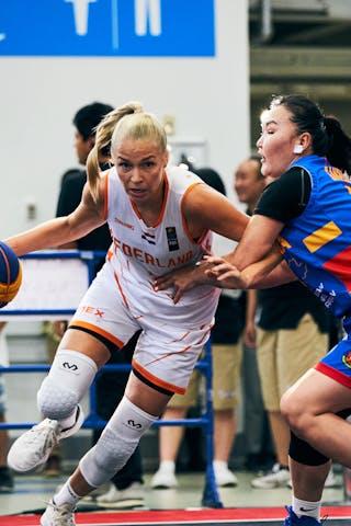 3 Loyce Bettonvil (NED) - Game1_Mongolia vs Netherlands