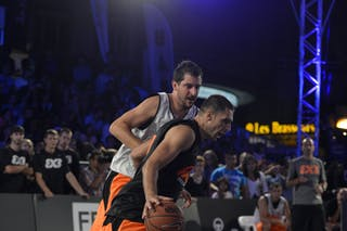 #6 Brezovica (Slovenia) Final 2013 FIBA 3x3 World Tour Masters in Lausanne