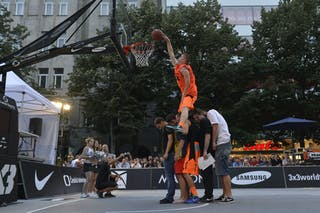 At the 3x3 World Tour Masters in Prague, 24-25 August 2013