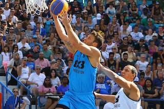 3 Daniel Mavraides (USA) - 6 Marcelão Silva (BRA)
