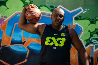 #6 Rio (Brazil) 2013 FIBA 3x3 World Tour Rio de Janeiro