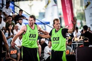 4 Sjoerd Van Vilsteren (NED) - 2 Aron Roijé (NED)