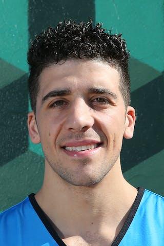 FIBA 3x3 World Tour Saskatoon 2017 player headshots