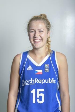 15 Anna Rosecká (CZE)