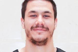 3 Mihailo Vasic (SRB)