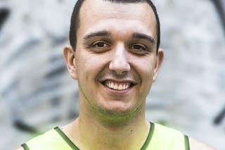 6 Ranko Krizanovic (BIH)