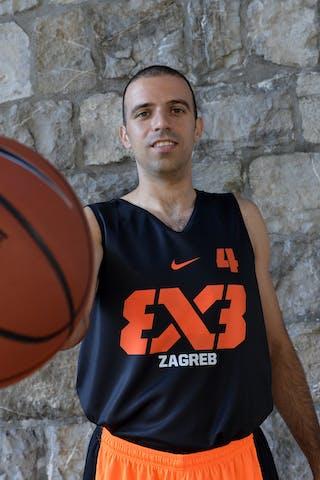 #4 Zagreb (Croatia) 2013 FIBA 3x3 World Tour Masters in Lausanne