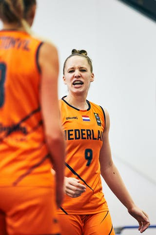 9 Esther Fokke (NED) - Game5_Final_Netherlands vs Australia