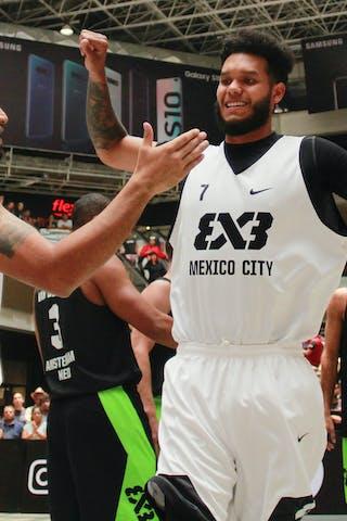 7 Jose Zesati (MEX) - 4 Miguel Eduardo Campos (MEX)