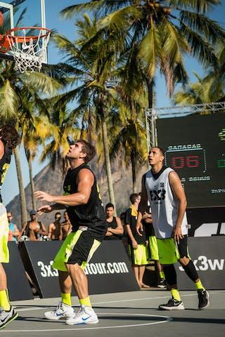#6 Caracas (Venezuela) Fortaleza (Brazil) 2013 FIBA 3x3 World Tour Rio de Janeiro