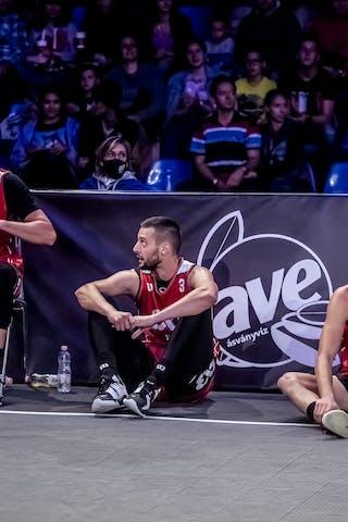 6 Strahinja Stojacic (SRB) - 4 Dejan Majstorovic (SRB) - 3 Marko Brankovic (SRB) - 2 Miroslav Pašajlić (SRB)