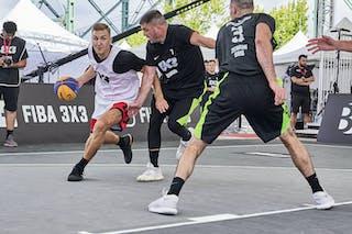 7 Nebojsa Boskovic (SRB) - 4 Paulius Beliavicius (LTU)