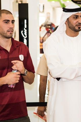 abu dhabi mall demo