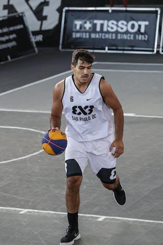 6 André Ferros (BRA)