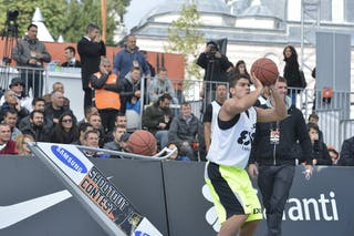Samsung shootout contest #4 Caracas (Venezuela) 2013 FIBA 3x3 World Tour final in Istanbul