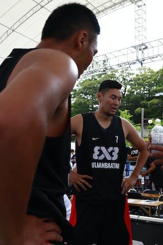 7 Delgernyam Davaasambuu (MGL) - 6 Tserenbaatar Enkhtaivan (MGL) - 4 Dulguun Enkhbat (MGL) - Qualifying Draw A3 Ulaanbaatar vs Gangnam