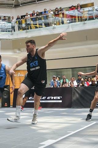 5 Santiago Ibarra (ARG) - 3 Luis Manuel Gonzalez Beltran (MEX)