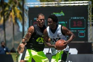 #6 SP Sul (Brasil) Caracas (Venzuela) 2013 FIBA 3x3 World Tour Rio de Janeiro