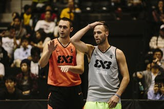 #4 Griffin Derek, Team Denver, FIBA 3x3 World Tour Final Tokyo 2014, 11-12 October.